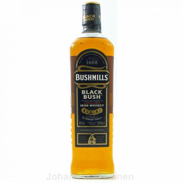 Bushmills Black Bush 0,7 L 40%vol