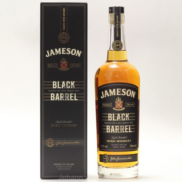 Jameson Black Barrel 0,7 L 40%vol