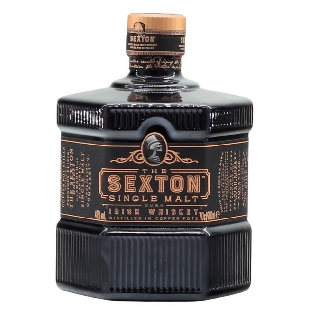 The Sexton Single Malt Irish Whiskey 0,7 L 40%vol