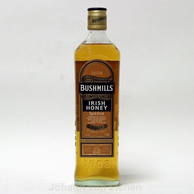 Bushmills Irish Honey 0,7 L 35%vol