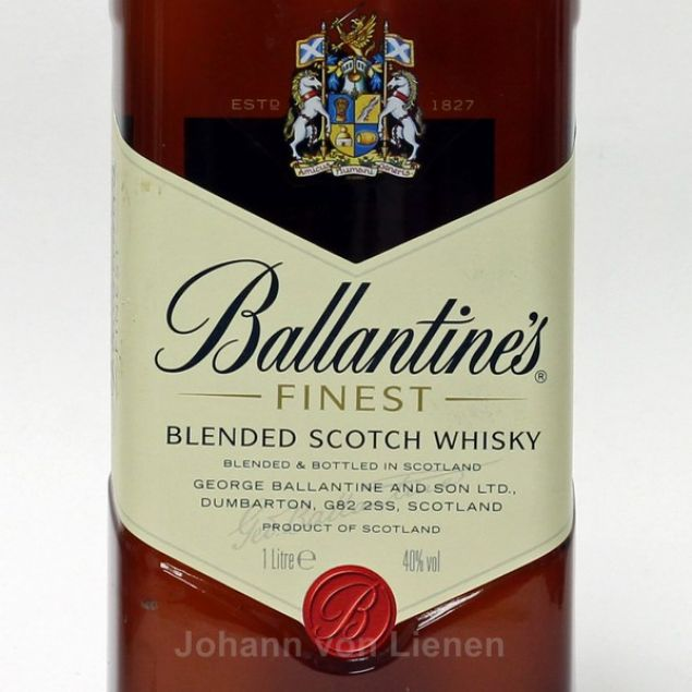 Ballantines Finest 1 L 40%vol