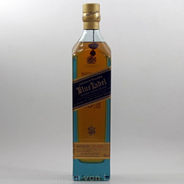 Johnnie Walker Blue Label 0,7 Ltr. 40%vol