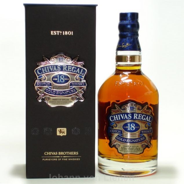 Chivas Regal 18 Years 0,7 Ltr. 40%