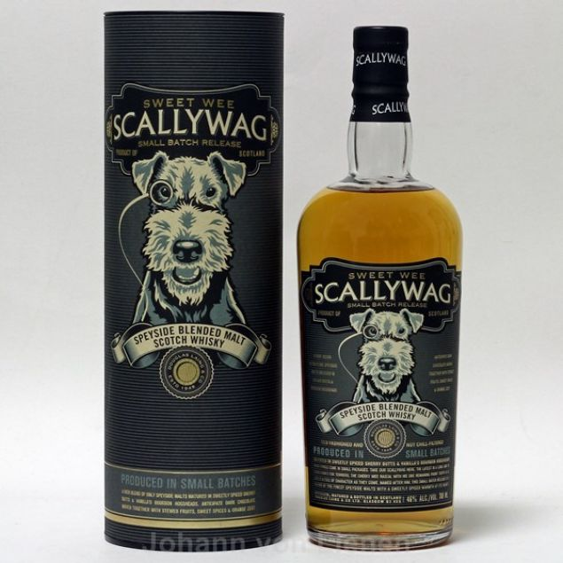 Scallywag Speyside Blended Malt 0,7 L 46%vol
