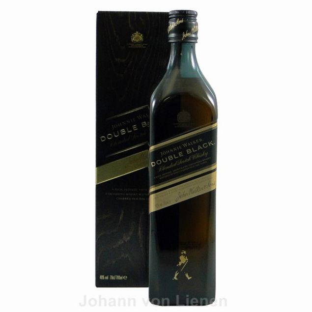 Johnnie Walker Double Black 0,7 Ltr. 40%vol