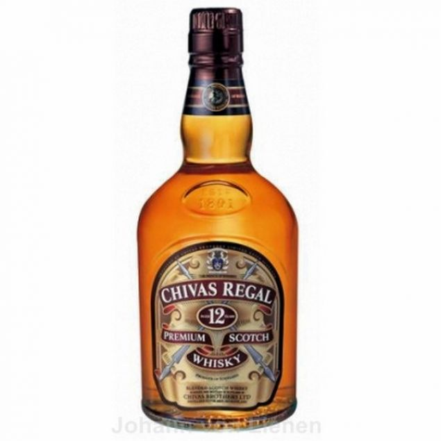 Chivas Regal 12 Years 1 L 40%vol
