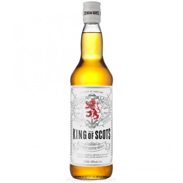 King of Scots 0,7 L 40%vol