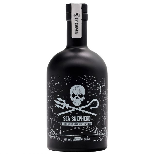 Sea Shepherd Islay Single Malt Whisky 0,7 L 43%vol