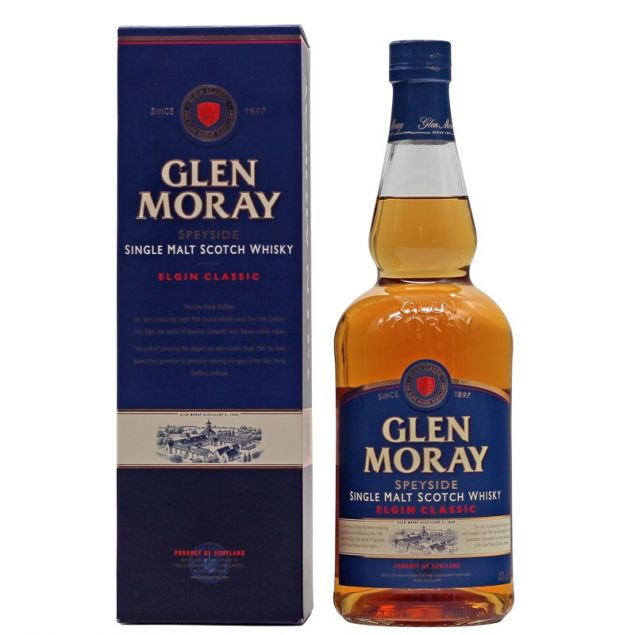 Glen Moray Elgin Classic 0,7 L 40%vol