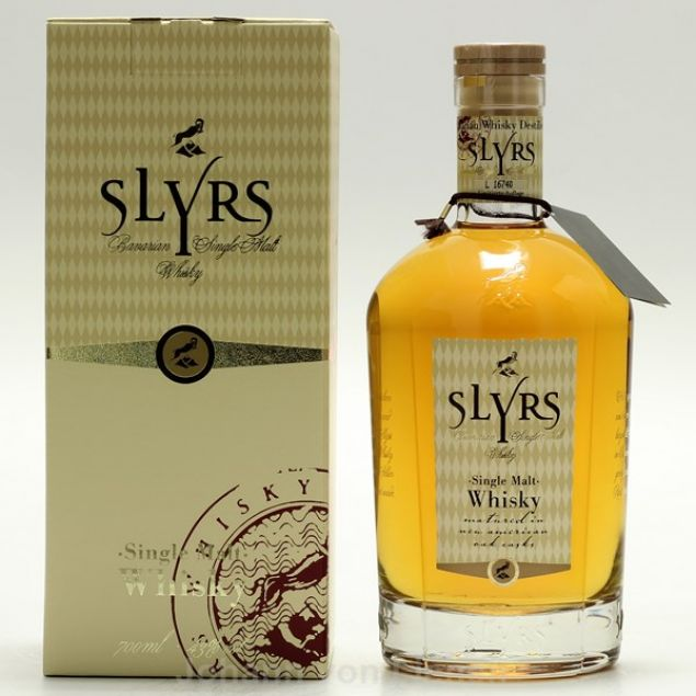 Slyrs Single Malt 0,7 L 43%vol