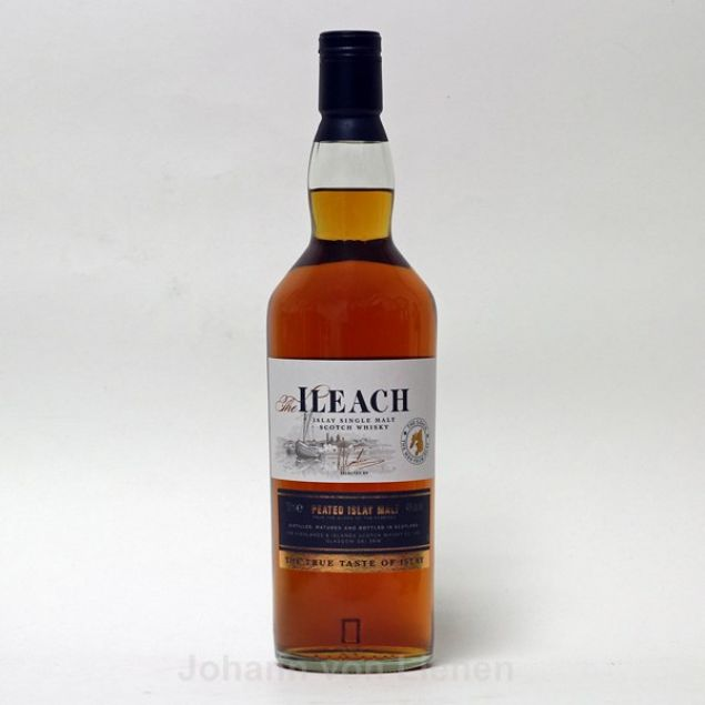 The Ileach Single Malt 0,7 Ltr 40%vol