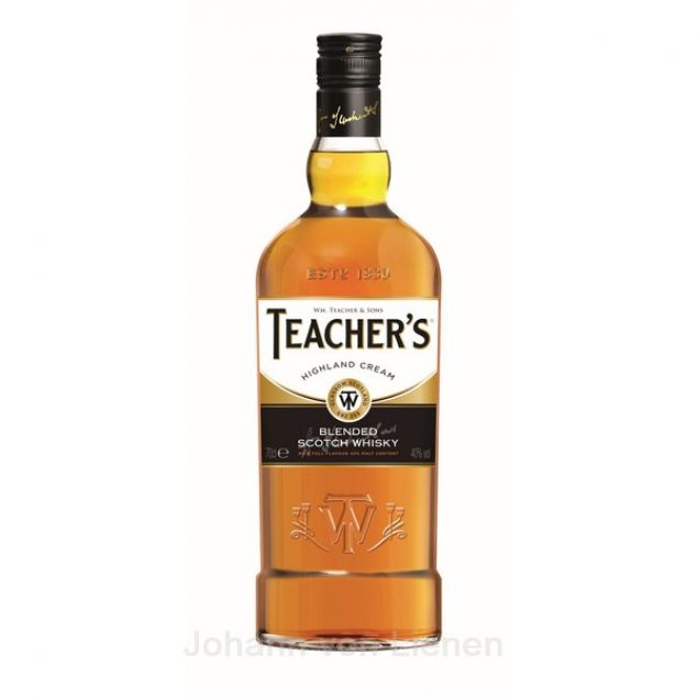 Teachers 0,7 L  40%vol