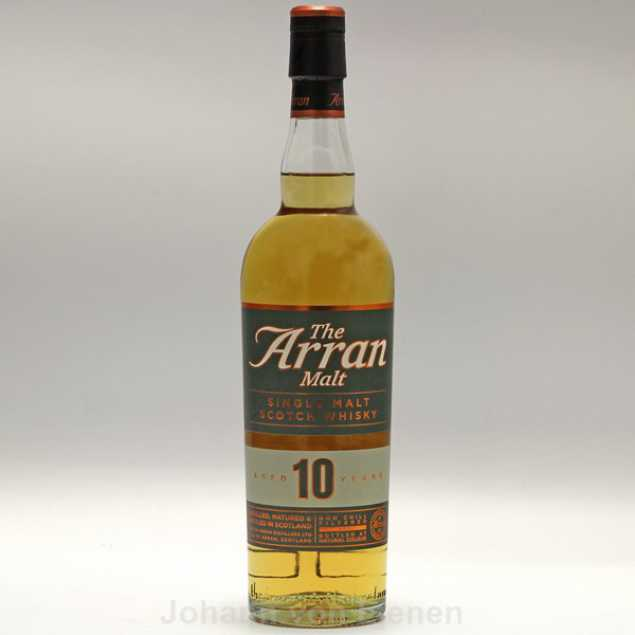 The Arran 10 Years 0,7 Ltr. 46%vol