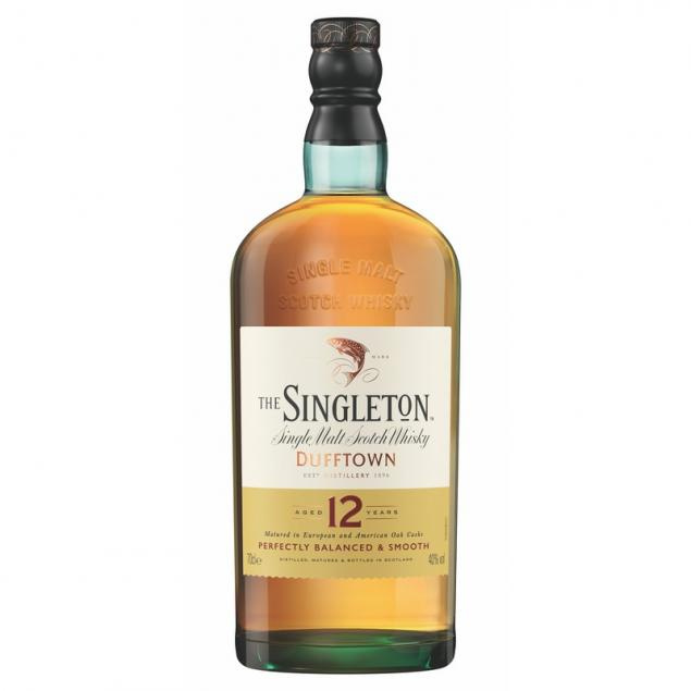 The Singleton of Dufftown 12 Jahre 0,7 L 40%