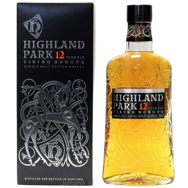 Highland Park 12 Years 0,7 L 40% vol