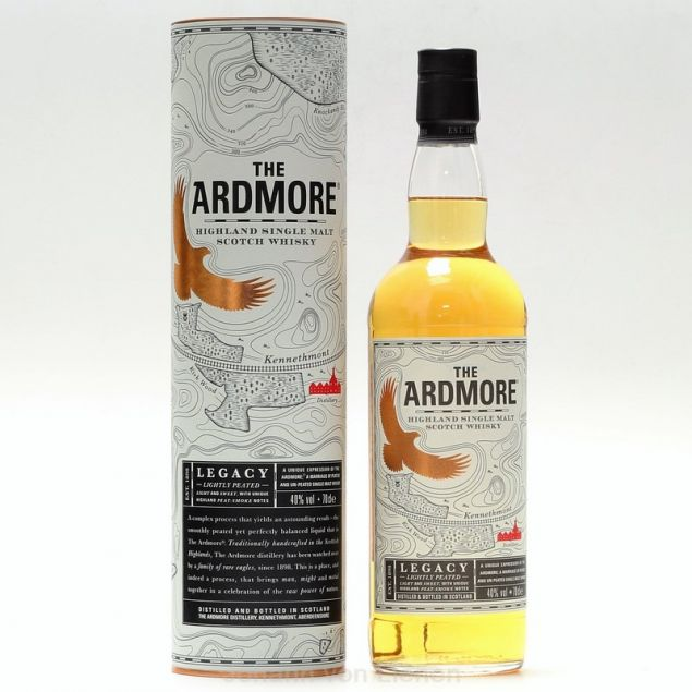 The Ardmore Legacy 0,7 L 40%vol