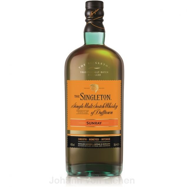 The Singleton of Dufftown Sunray 0,7 L 40%vol