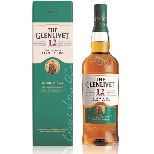 The Glenlivet 12 Jahre 0,7 L 40%  vol.