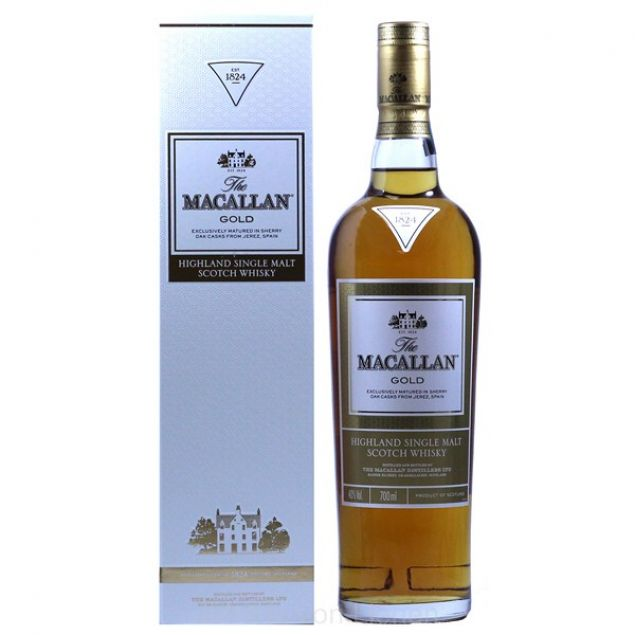 Macallan Gold 1824
