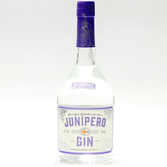 Junipero Gin 0,7 L 49,3%vol