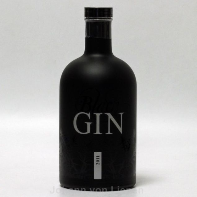 Gansloser Black Gin 0,7 L 45 %vol