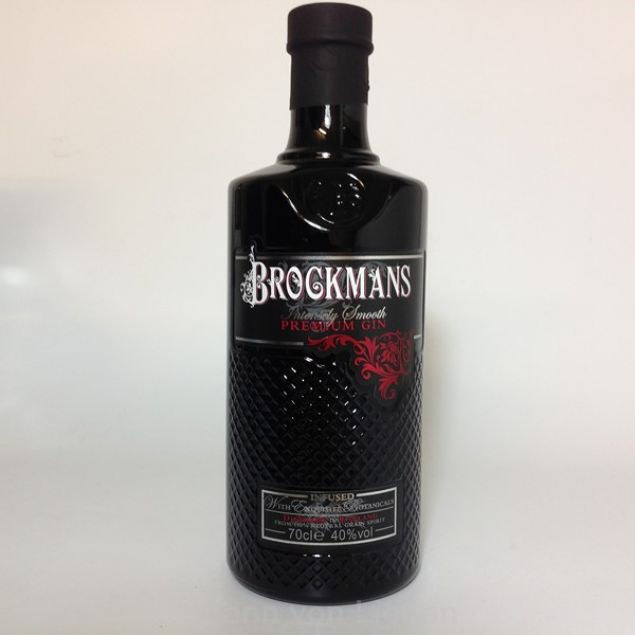 Brockmans Intensely Smooth Premium Gin 0,7 L 40 %vol