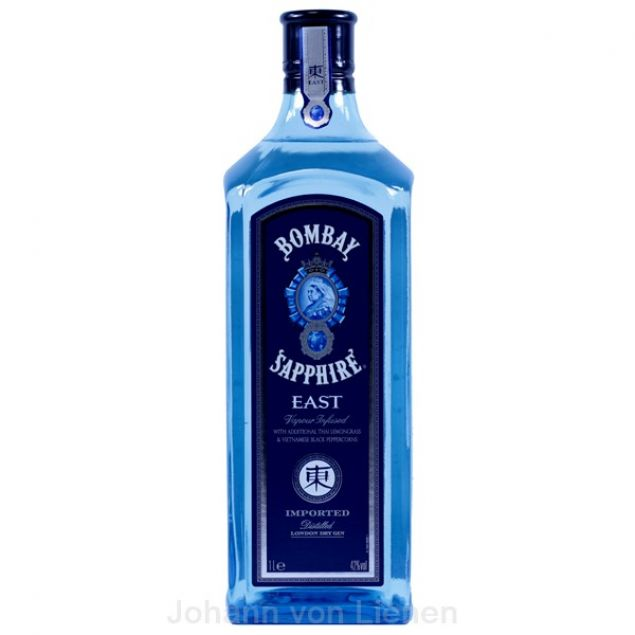 Bombay Sapphire East Dry Gin 0,7 L 42%vol