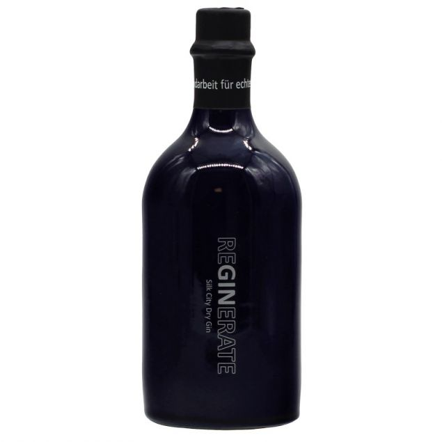 Reginerate Silk City Dry Gin 0,5 L 46% vol.
