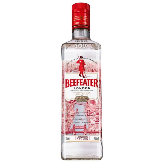 Beefeater London Dry Gin 0,7 L 40%vol