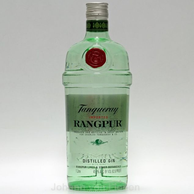 Tanqueray Rangpur Lime distilled Gin 1 L 41,3%vol