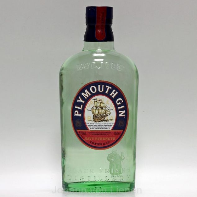 Plymouth Gin Navy Strength 0,7 L 57%vol