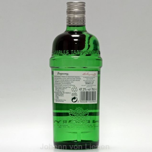 Tanqueray London Dry Gin 0,7 L 47,3%vol