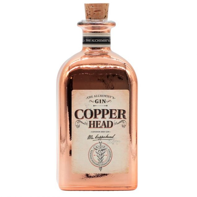 Copperhead The Alchemist's Gin 0,5 L 40%vol