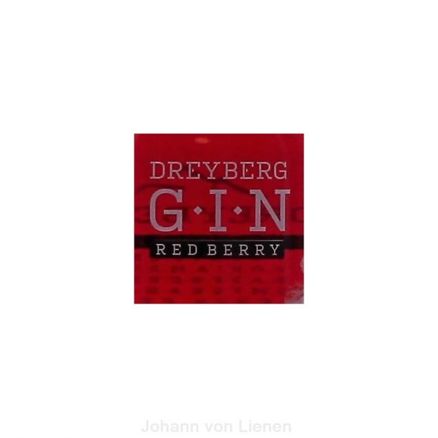 Dreyberg Red Berry Gin 0,7 L 40%vol