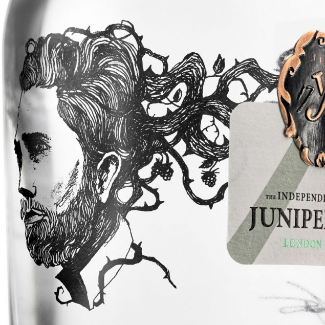Juniper Jack London Dry Gin 0,7 L 46,5%vol
