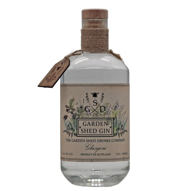 Garden Shed Gin 0,7 L 45%vol