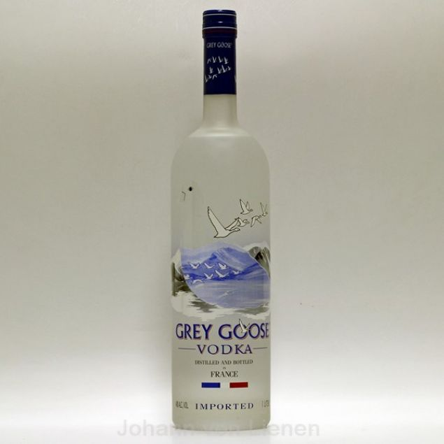 Grey Goose Vodka 1 L 40%vol