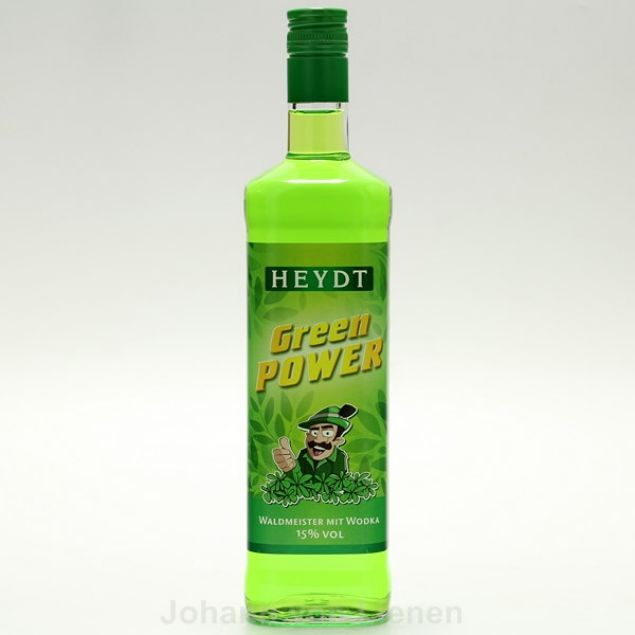 Heydt Green Power 0,7 L 15%vol