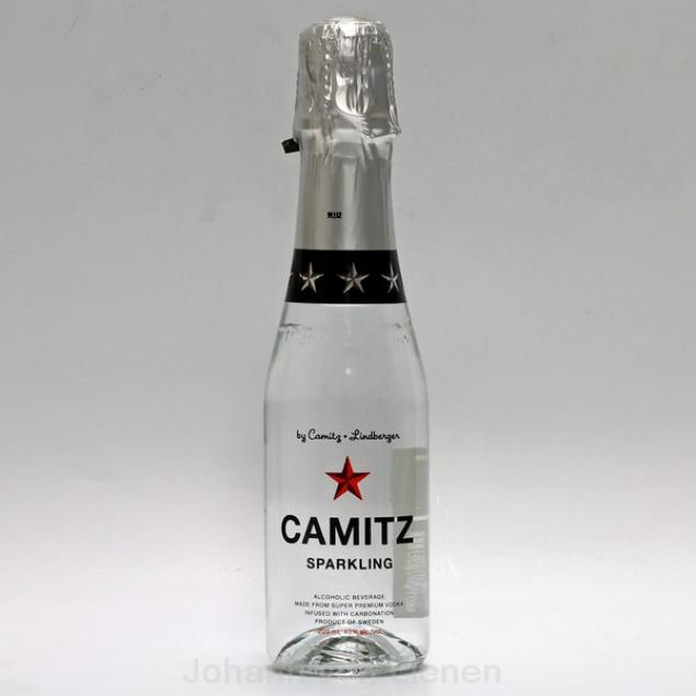 Camitz Sparkling Vodka 0,2 L 40%vol