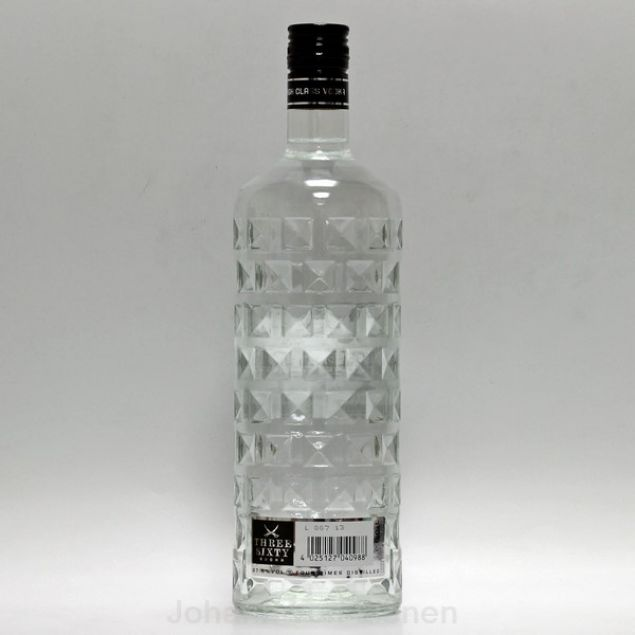 Three Sixty Vodka 1 L 37,5%vol