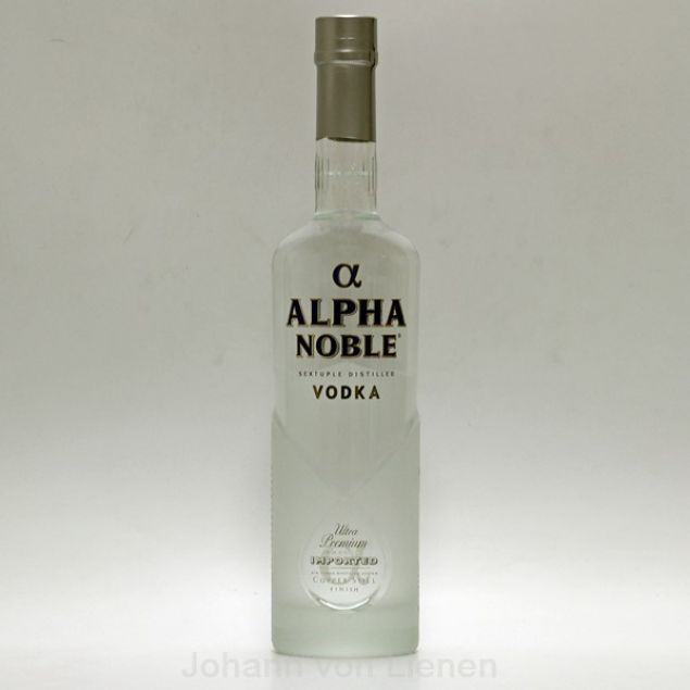 Alpha Noble Vodka 0,7 Ltr. 40%vol