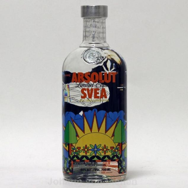 Absolut Vodka Svea 0,7 Ltr.