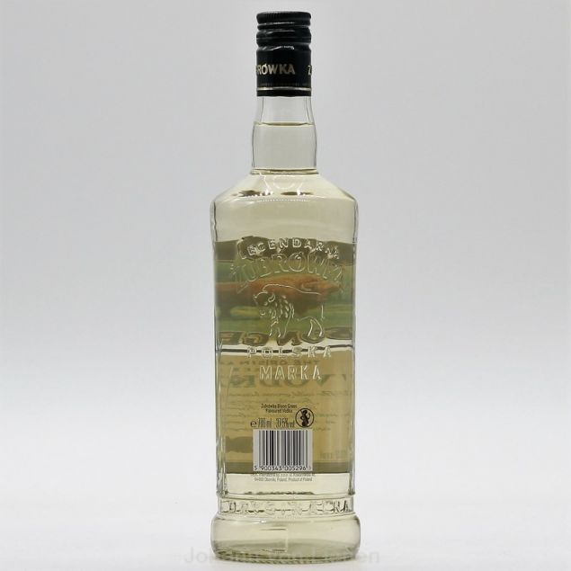 Zubrovka Vodka aus Polen 0,7 L 37,5%vol