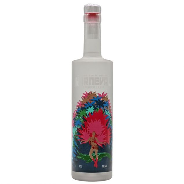 Karneval Premium Vodka 0,5 L 40% vol