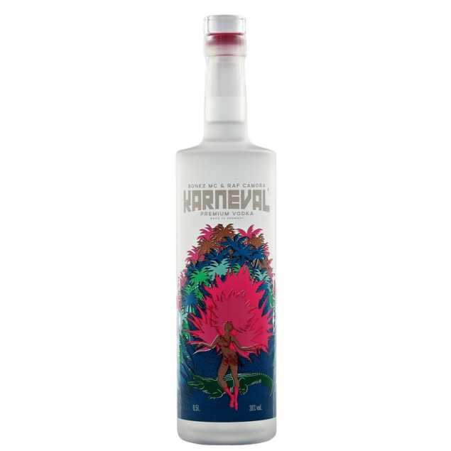 Karneval Premium Vodka 0,5 L 38% vol