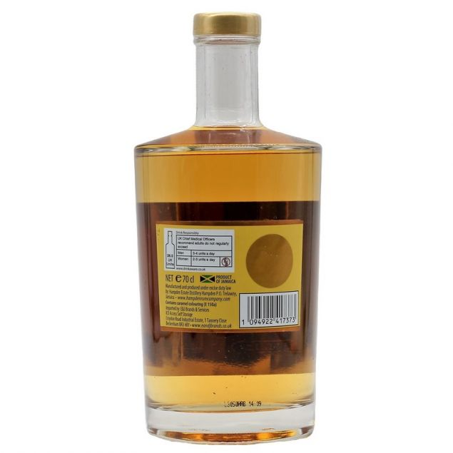 Hampden Estate Gold Rum 0,7 L 40% vol