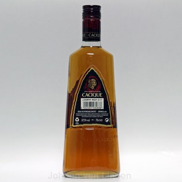 Cacique Ron Anejo Superior 0,7 L 37,5%vol