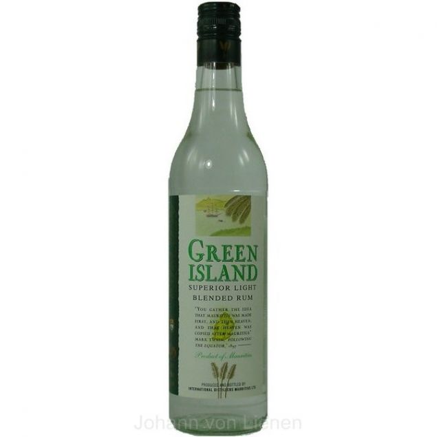 Green Island Superior Light 0,7 L 40%vol