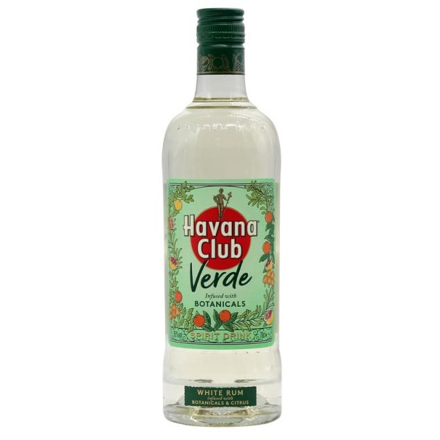 Havana Club Verde 0,7 L 35% vol