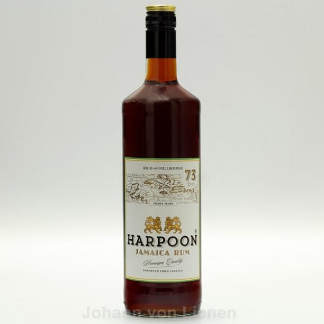 Harpoon Jamaica Rum 1 L 73%vol